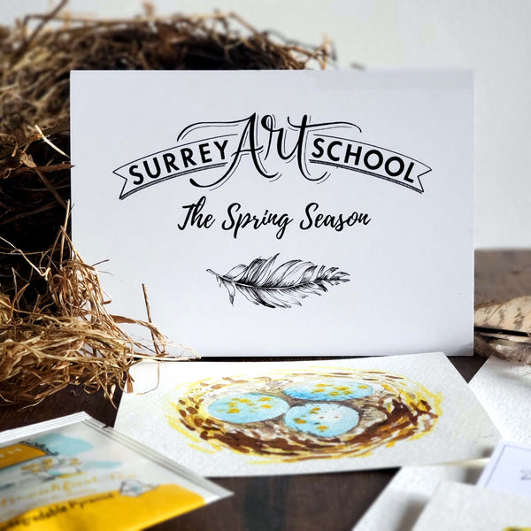 Cupsmith Creates and Surrey Art School