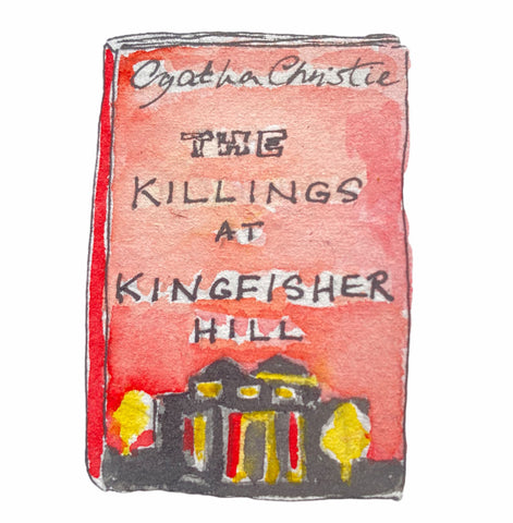 the killings at kingfisher hill agatha christie