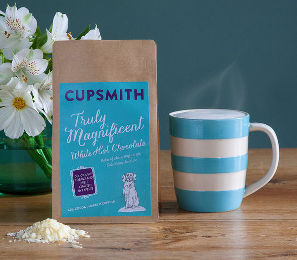 cupsmith white hot chocolate
