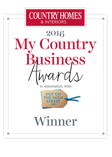 My Country Business awards Cupsmith