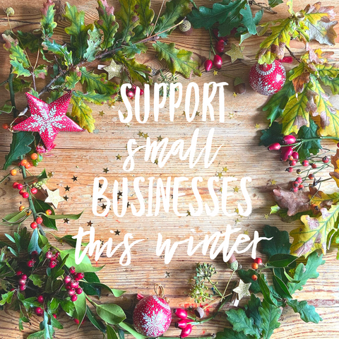 Support small businesses this winter