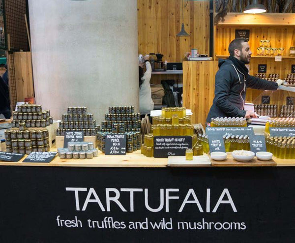 Tartufaia truffles borough market