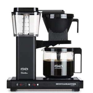 Moccamaster Matt Black