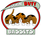 nothin' butt bassets