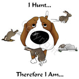I Hunt Beagle Shirts - More Styles and Colors Available