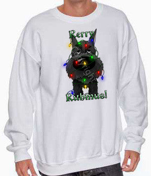 Black Schnauzer Rerry Rithmus Shirts - More Styles and Colors Available