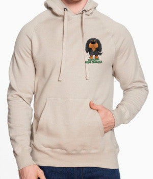 Black & Tan Cavalier King Charles Spaniel (Big Nose) Sweatshirts - More Styles and Colors Available