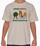 Nothin' Butt A Boxer Christmas Tshirt