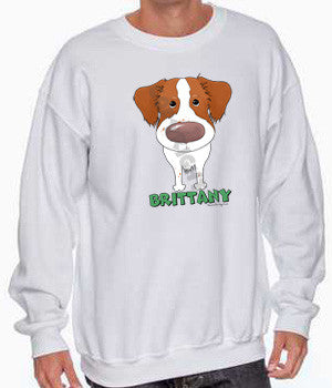 Big Nose Brittany Shirts - More Styles and Colors Available