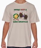 Nothin' Butt A Cairn Terrier Christmas Tshirt