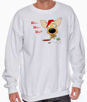 Chihuahua Santa's Cookies Shirts - More Styles and Colors Available