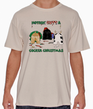 Nothin' Butt A Cocker Spaniel Christmas Tshirt