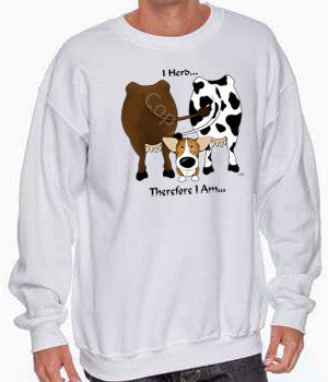 I Herd Corgi Shirts - More Styles and Colors Available