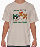 Nothin' Butt A Pembroke Welsh Corgi Christmas Tshirt