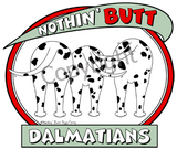 nothin' butt dalmatians