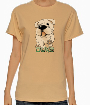 Custom Duke Tshirts - More Colors Available