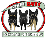 nothin' butt german shepherds