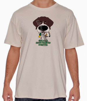 Big Nose GSP Shirts - More Styles and Colors Available