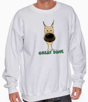 Big Nose Great Dane (Fawn) Shirts - More Styles and Colors Available