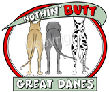 nothin' butt great danes