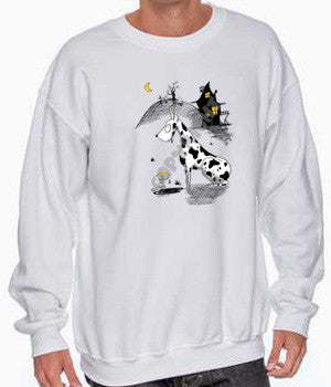 Gothic Great Dane (Harlequin) Shirts - More Styles and Colors Available