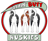 nothin' butt huskies