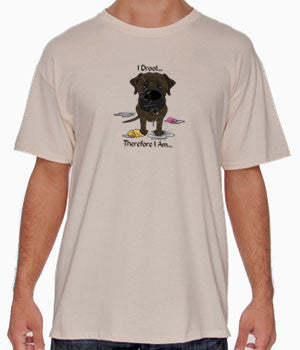 I Drool Mastiff (Brindle) Shirts - More Styles and Colors Available