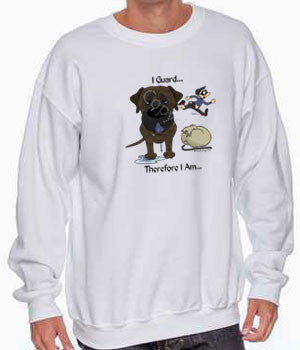 I Guard Mastiff (Brindle) Shirts - More Styles and Colors Available