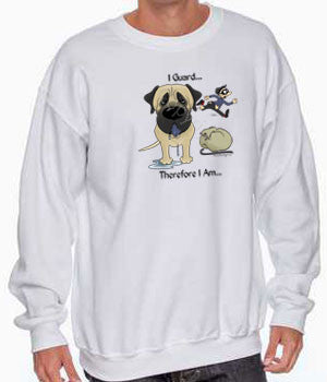 I Guard Mastiff (Fawn) Shirts - More Styles and Colors Available