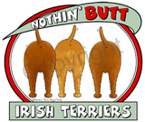 nothin' butt irish terriers