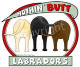 nothin' butt labradors
