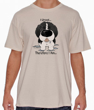 I Drool Landseer Shirts - More Styles and Colors Available