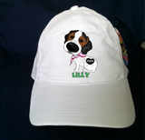 Custom Lilly Baseball Cap - More Colors Available