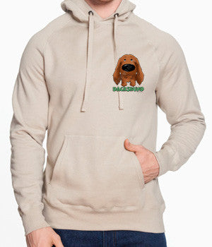 Long Haired Dachshund (Big Nose) Sweatshirts - More Styles and Colors Available