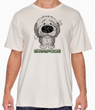 Big Nose Sheepdog Natural T-shirt