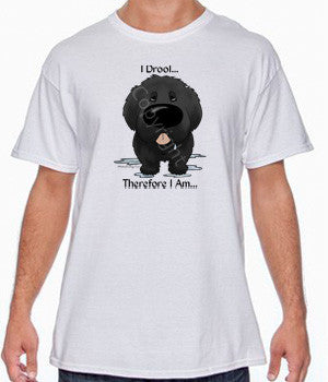 I Drool Newfoundland Shirts - More Styles and Colors Available