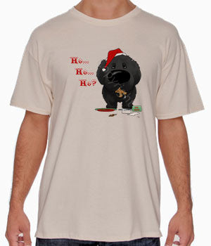 Newfoundland Santa's Cookies Shirts - More Styles and Colors Available