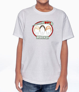 Nothin' Butt PBGVs Youth T-shirts - More Colors Available