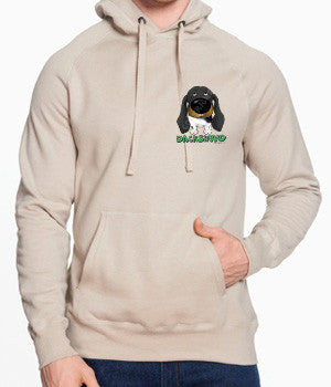 Piebald Dachshund (Big Nose) Sweatshirts - More Styles and Colors Available