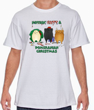 Nothin' Butt A Pomeranian Christmas Tshirt