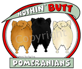 nothin' butt pomeranians