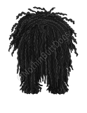 Big Nose Puli Light Colored Long Sleeve T-shirts
