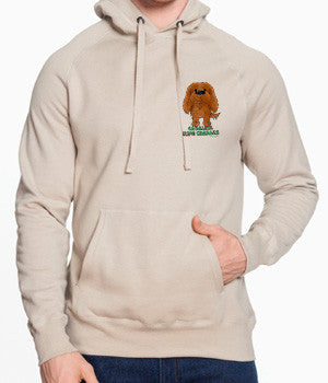 Ruby Cavalier King Charles Spaniel (Big Nose) Sweatshirts - More Styles and Colors Available