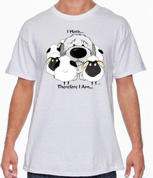 I Herd Sheepdog Shirts - More Styles and Colors Available