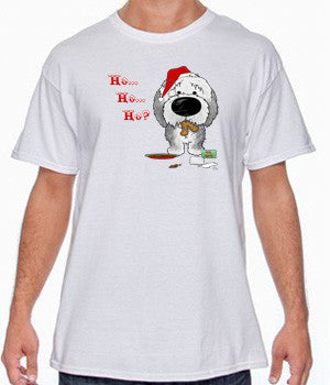 Sheepdog Santa's Cookies Shirts - More Styles and Colors Available