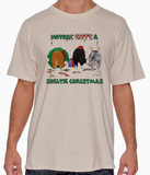 Nothin' Butt A Sheltie Christmas Tshirt