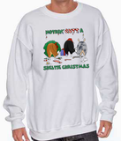 Nothin' Butt A Sheltie Christmas Sweatshirt