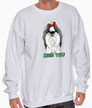 Big Nose Shih Tzu Shirts - More Styles and Colors Available