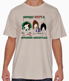 Nothin' Butt A English Springer Spaniel Christmas Tshirt