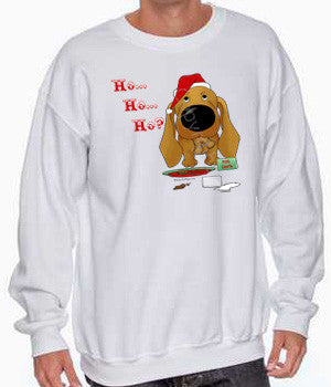 Tan Dachshund Santa's Cookies Shirts - More Styles and Colors Available